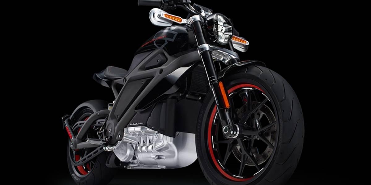 Harley-Davidson estrena su primera motocicleta eléctrica