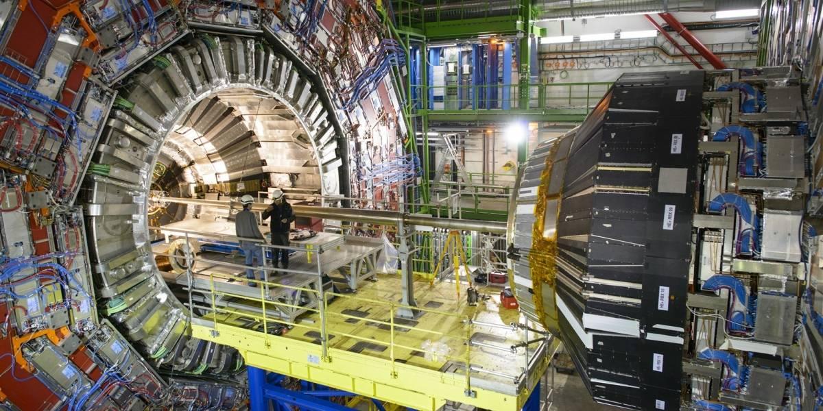 Conoce el interior del Gran Colisionador de Hadrones con este video en 360º