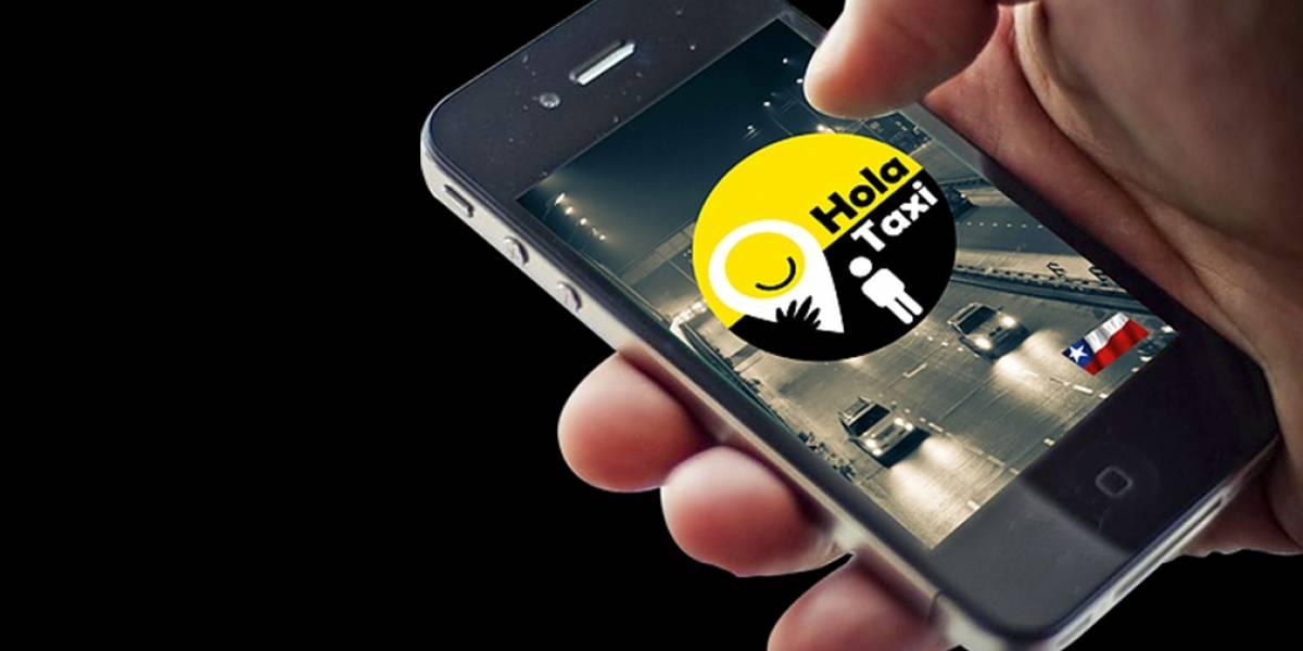 Se lanza oficialmente Hola Taxi, la aplicación que competirá con Uber en Chile