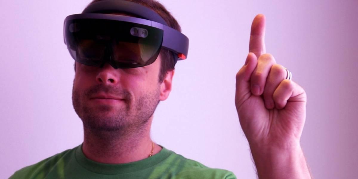 Nueva generación de HoloLens estaría lista hasta 2019