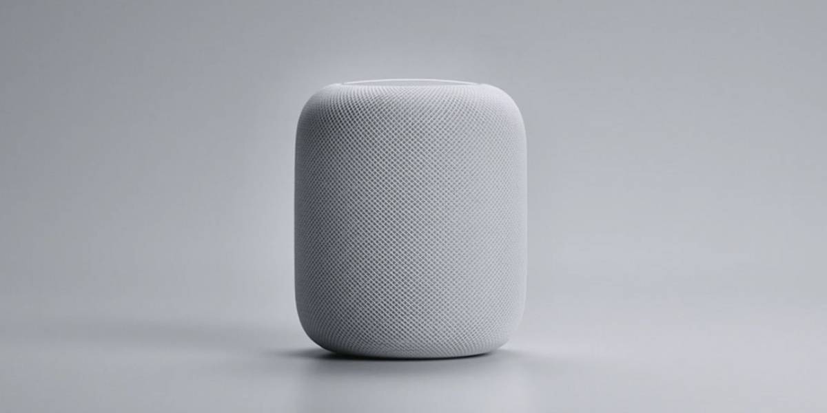 Apple presenta HomePod, su parlante inteligente #WWDC17