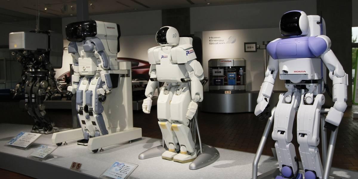 Robots en la minería y la agricultura