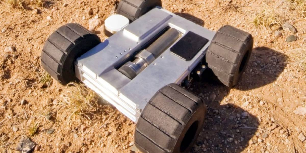Ejército de Estados Unidos posee un diminuto vehículo capaz de saltar seis metros