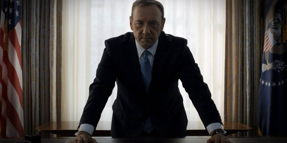 Quinta temporada de House of Cards ya tiene fecha de estreno