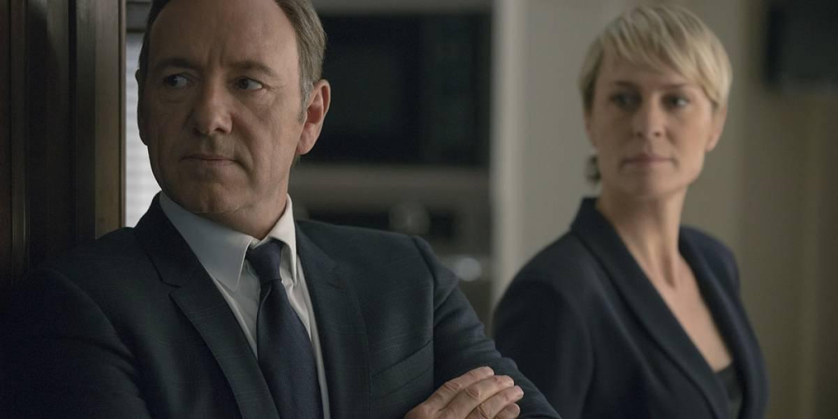 Netflix lanza promocional de House of Cards previo al estreno de la tercera temporada