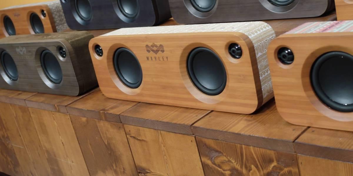 Los audífonos y sistemas de audio House of Marley se presentaron en México