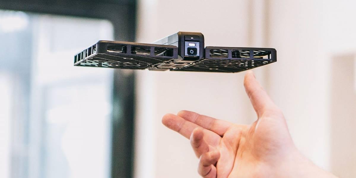 """Esta """"cámara voladora"""" te sigue a todas partes sin la necesidad de manejarla con un control remoto"""