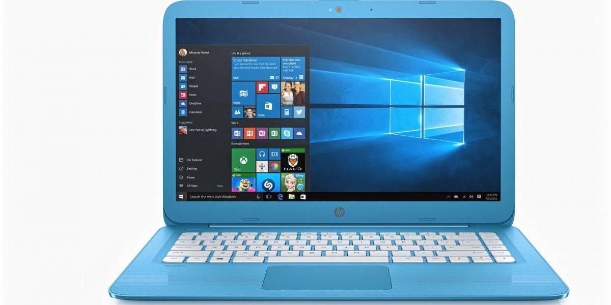 HP presenta su nuevo Stream 14, un notebook listo para la nube