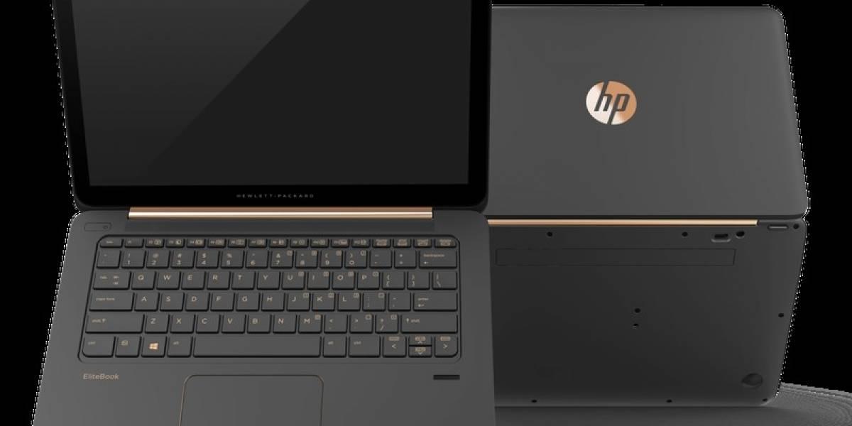 Esta es la primera laptop HP con Windows 10