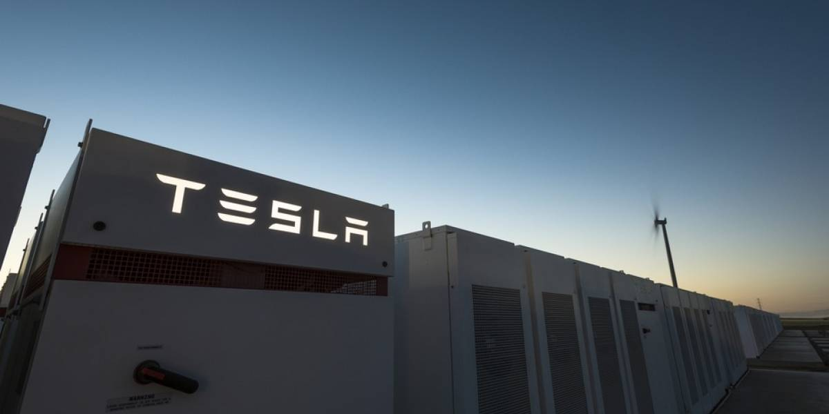 Fundador de Tesla anunció la batería más grande del mundo