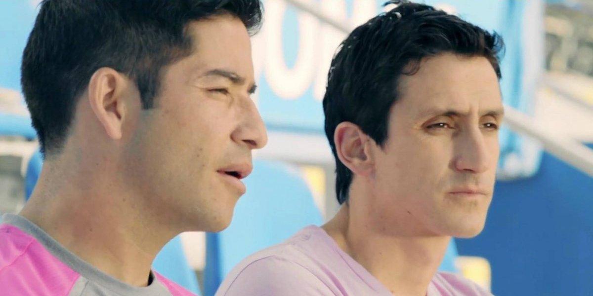 """""""No está fácil la cosa…"""": Álvarez y Mirosevic se lucieron como actores en spot de la UC"""