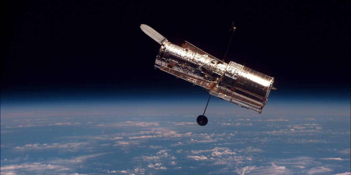 Algunos datos del Telescopio espacial Hubble para celebrar su 24º Aniversario