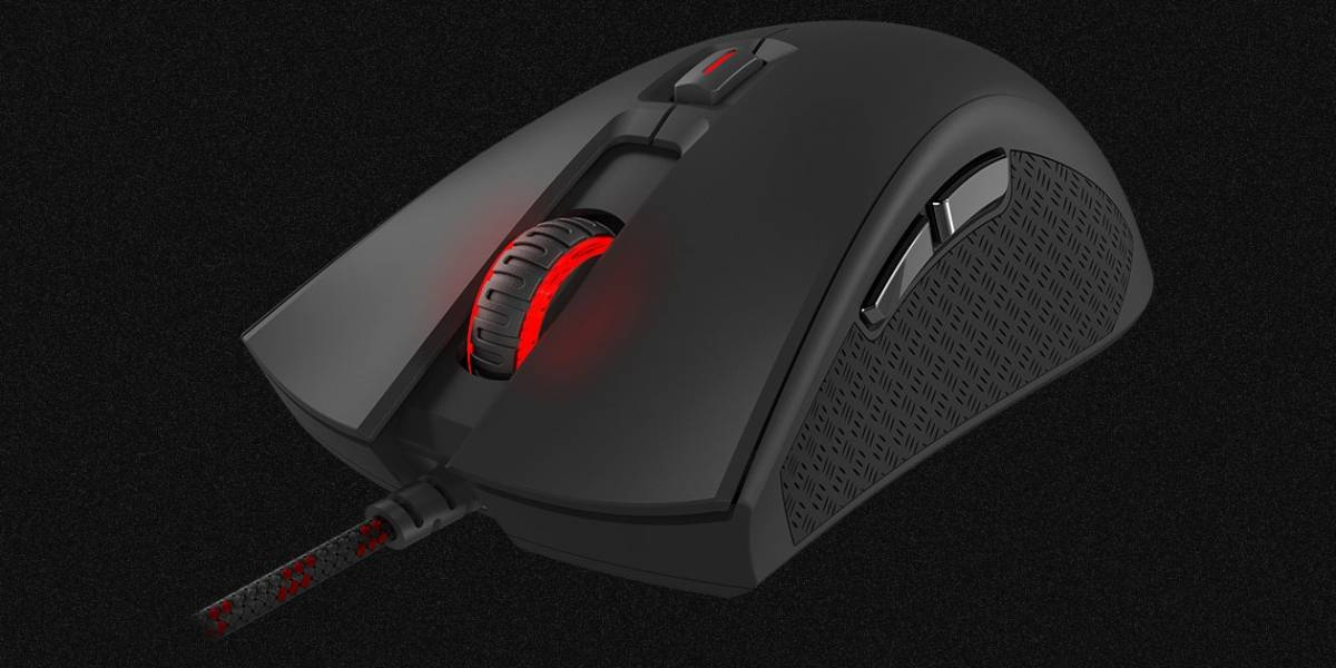 Kingston lanza su mouse HyperX Pulsefire FPS en México