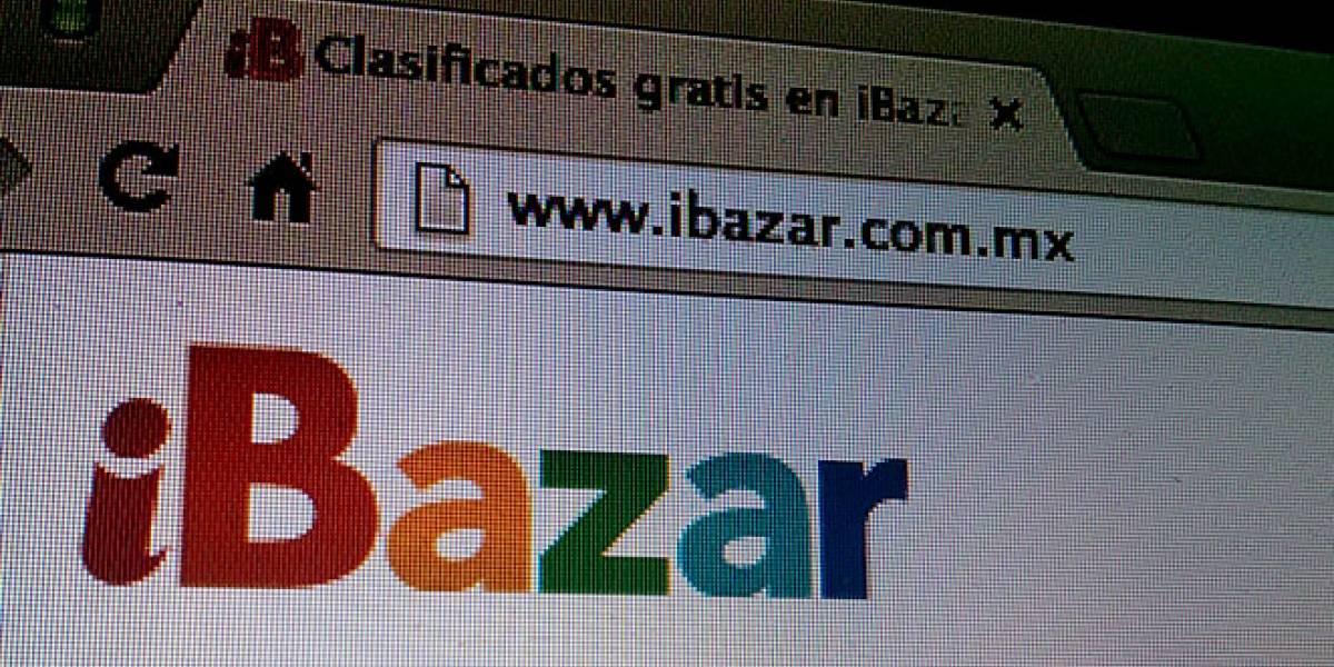 eBay lanza iBazar, su sitio de clasificados en México
