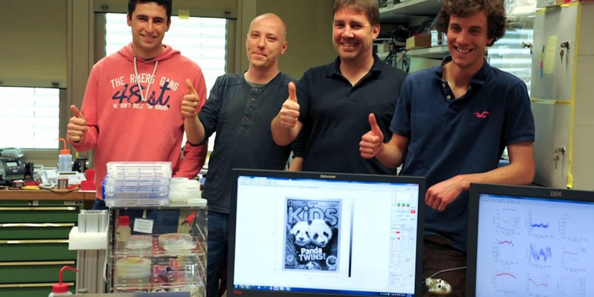 IBM presume nanotecnología con récord Guinness