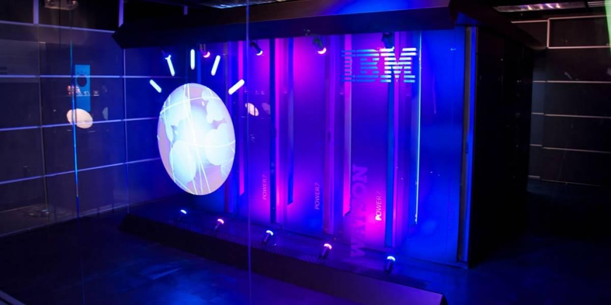 Supercomputadora Watson de IBM fue clave en caso de leucemia en Japón