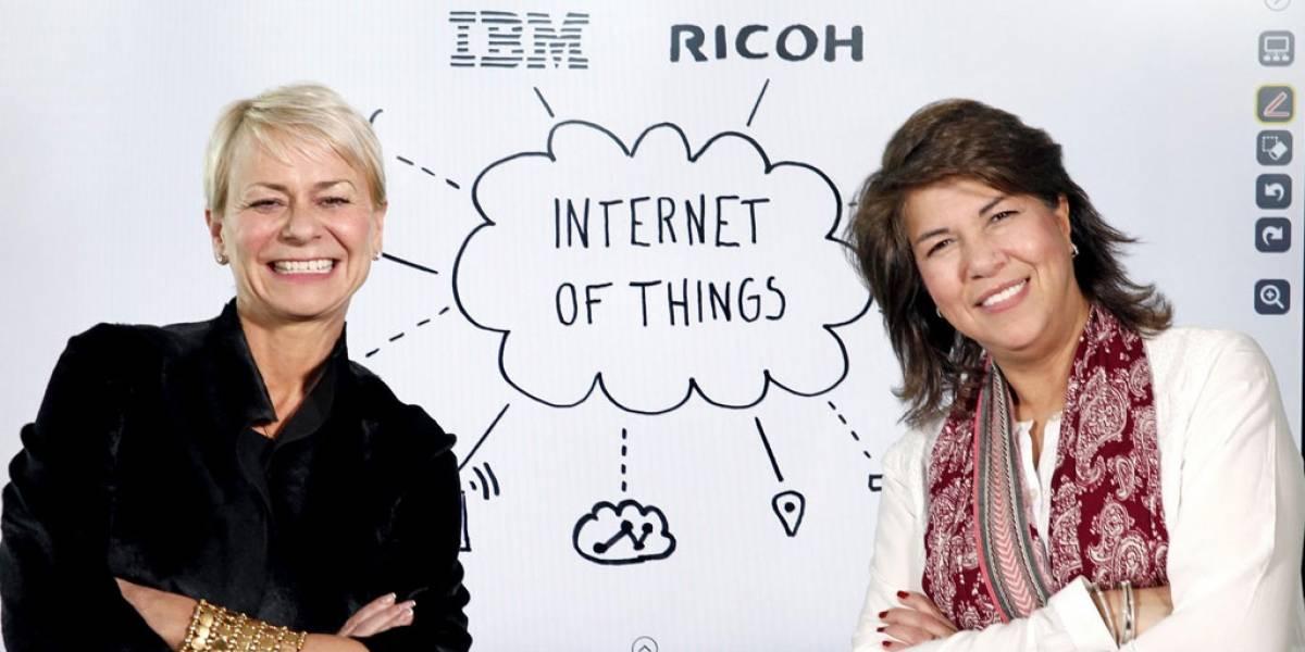 Pizarra cognitiva hace que Watson traduzca videoconferencias en tiempo real