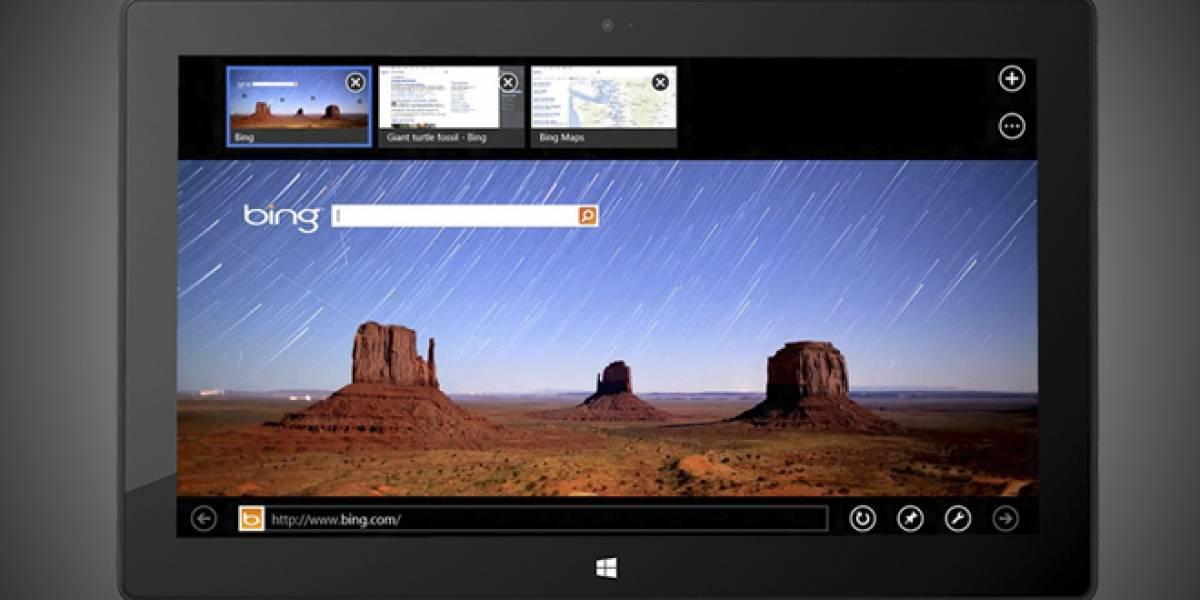 Microsoft dice que Internet Explorer 10 es el navegador que ahorra más energía