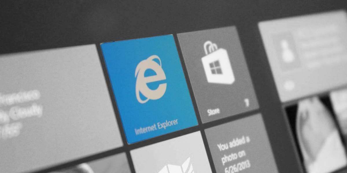 Windows 10 también incluirá Internet Explorer además del nuevo navegador Spartan