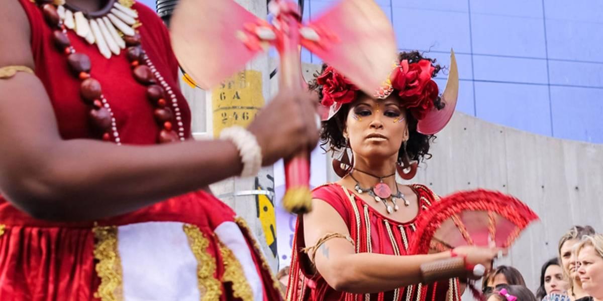 Grupo afro Ilú Obá De Min faz apresentação gratuita na Pinacoteca do Estado
