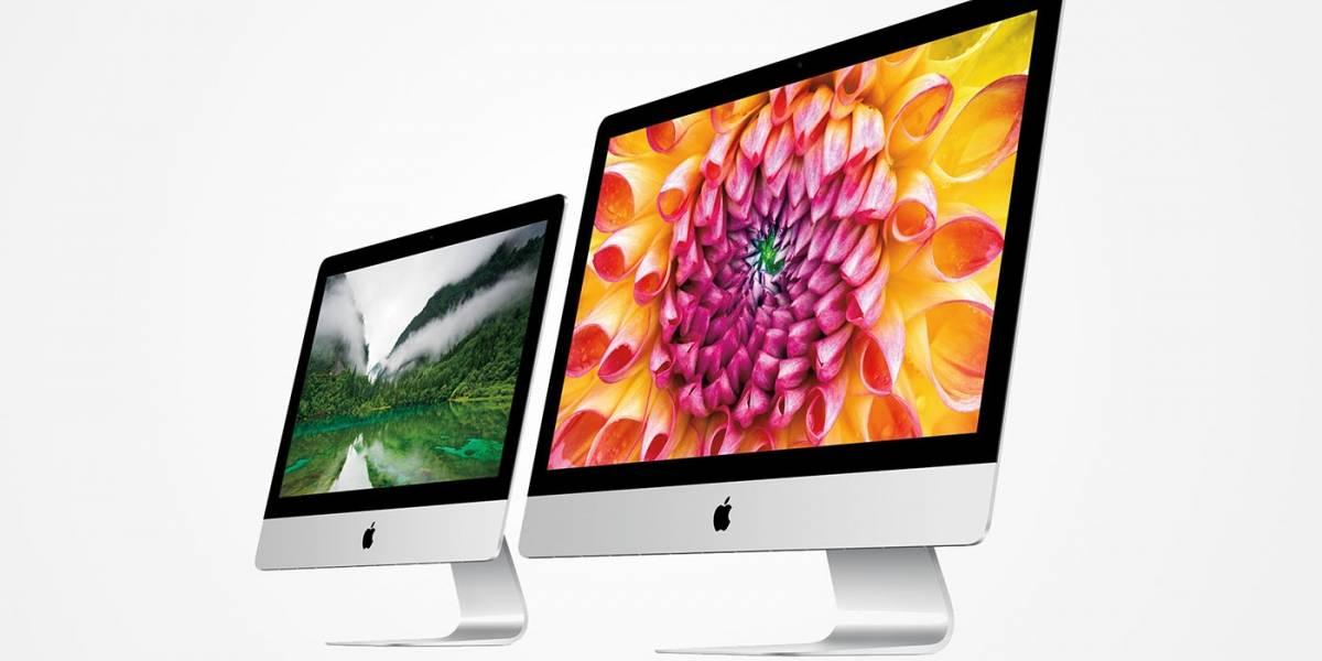 """Ese nuevo iMac """"barato"""" tiene su memoria soldada"""