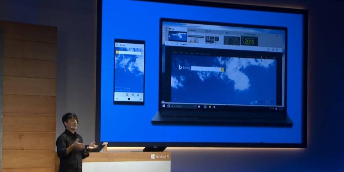 Microsoft presenta su nuevo navegador web Spartan