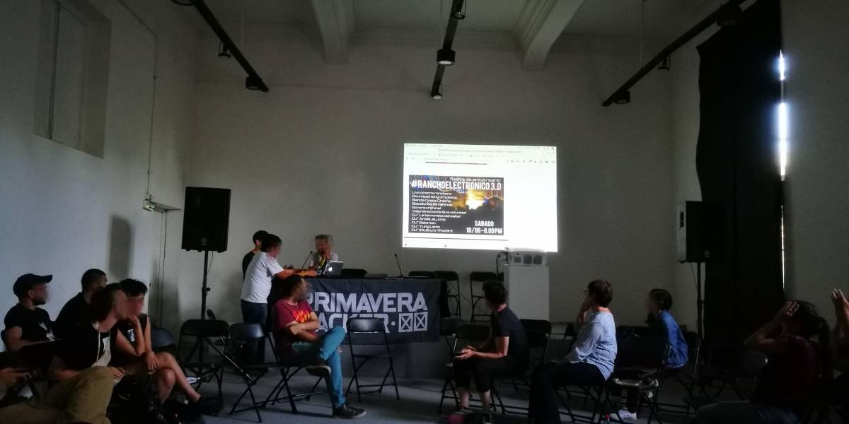 Primavera Hacker 2017: Mexicanos del Rancho Electrónico abordaron el rol de los hackerspaces en Latinoamérica