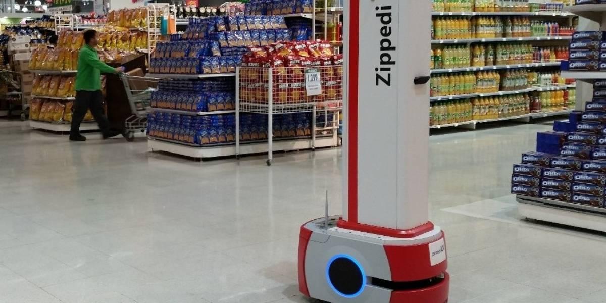 Robot chileno que automatiza tareas revoluciona la industria del retail