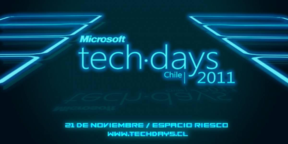 Chile: Este lunes comienza Microsoft Tech Days en Santiago