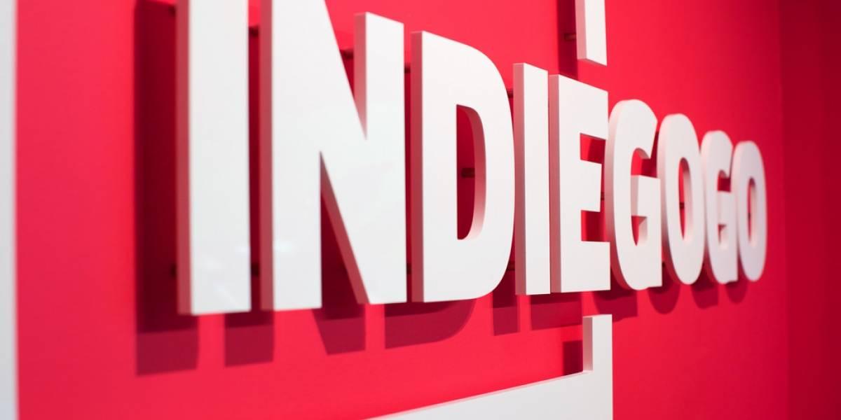 Indiegogo quiere que volvamos a creer en el crowdfunding