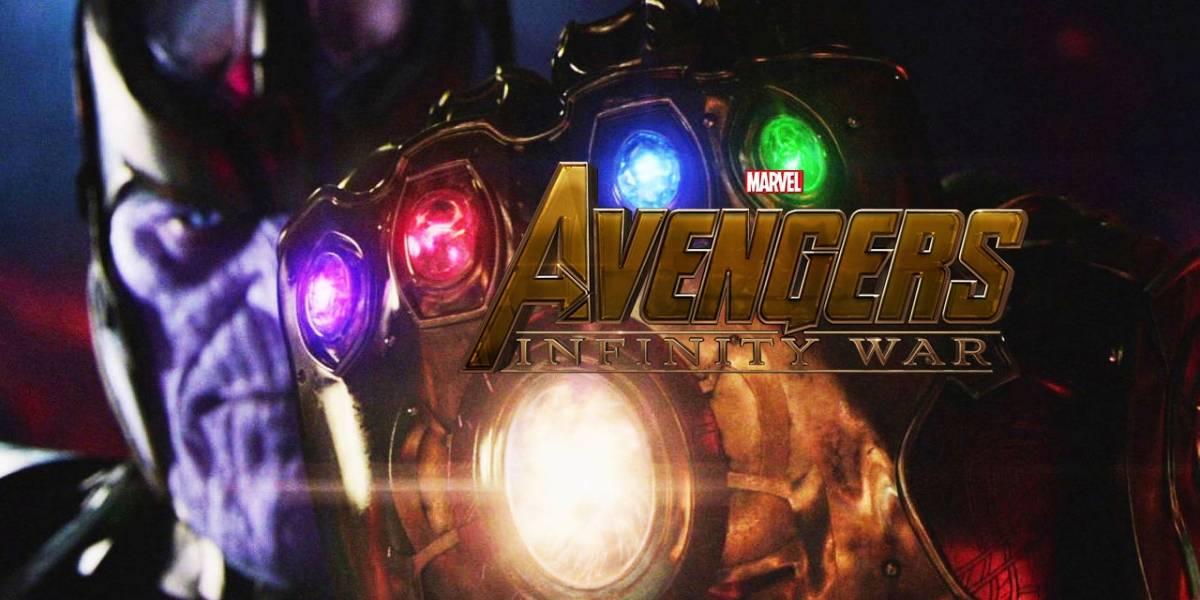 Actor de Guardians of the Galaxy filtra logo de Avengers: Infinity War