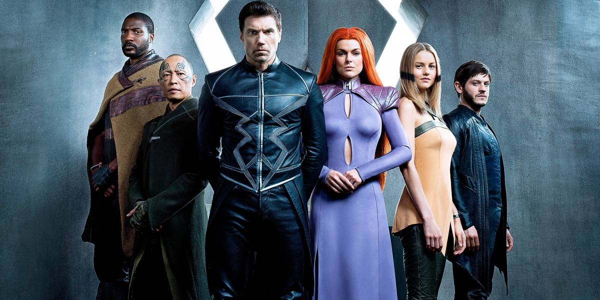 Marvel lanza trailer de Inhumans