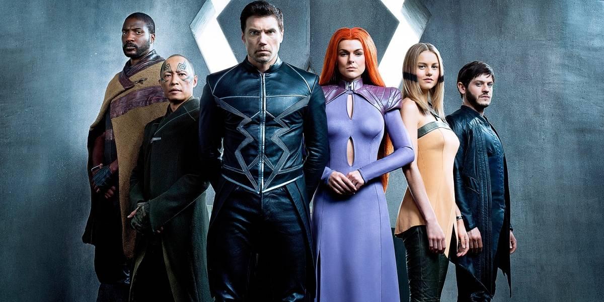 Marvel lanza primer teaser de Inhumans