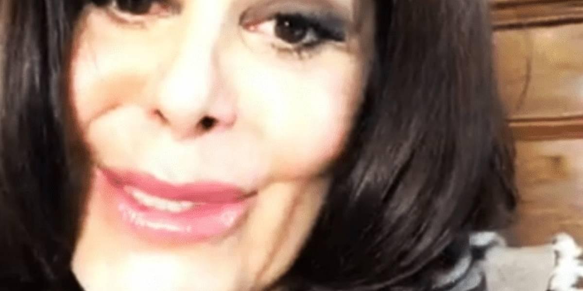 Alejandra Guzmán es criticada por 'negarse a envejecer'