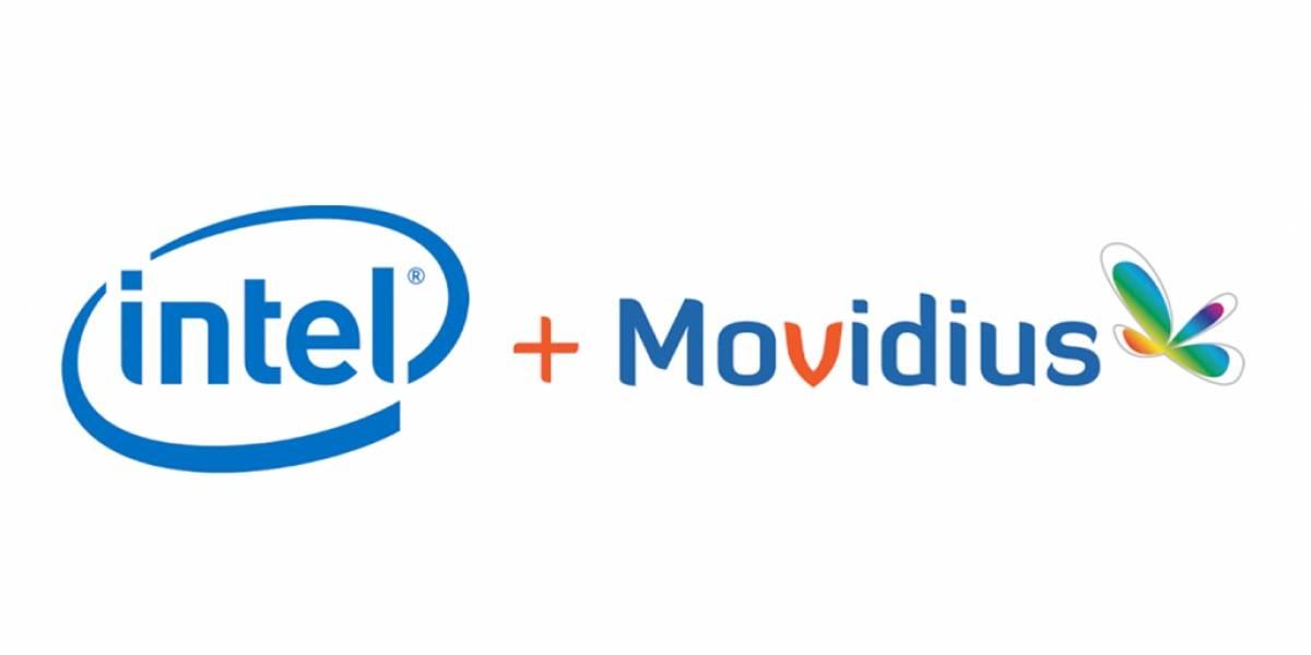 Intel adquiere startup de productores de chips para drones y realidad virtual