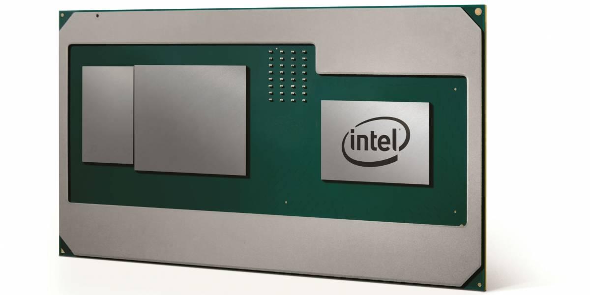 Surgen más detalles del procesador Intel con gráficos de AMD