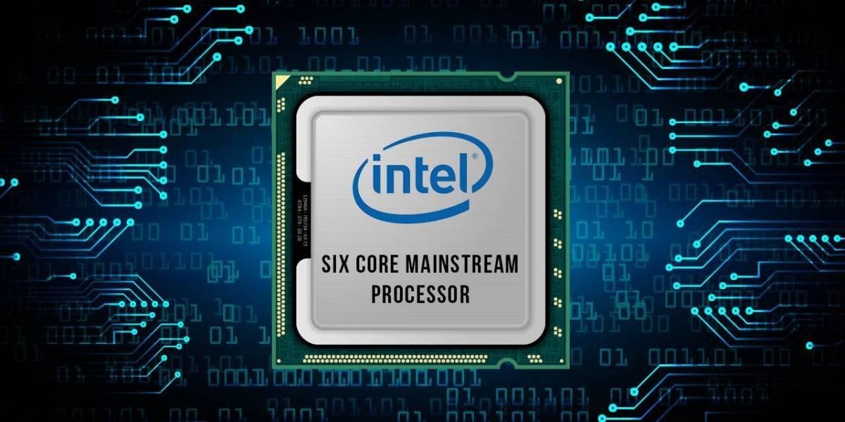 Esta imagen confirma las especificaciones de los procesadores Coffee Lake de Intel