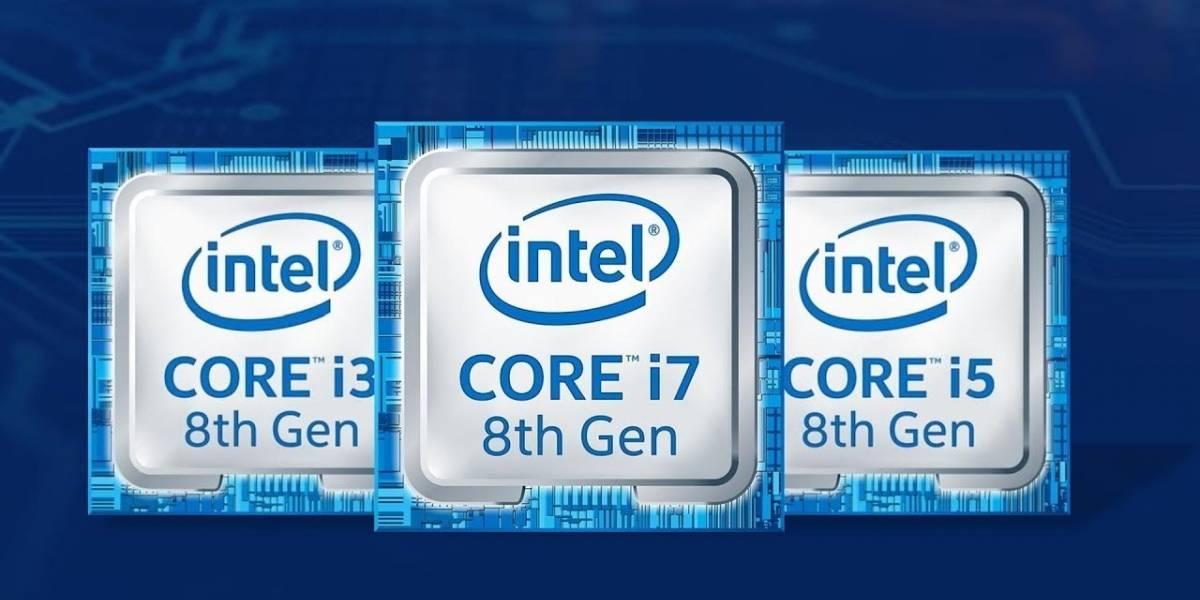 Intel anuncia Coffee Lake, su octava generación de procesadores