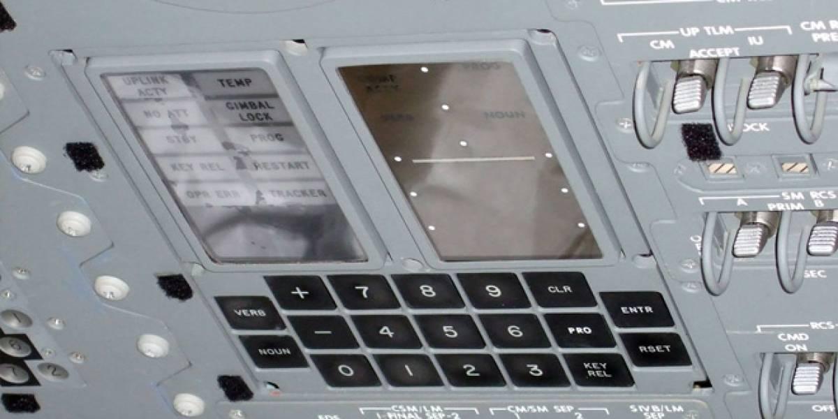 Los computadores del Apolo 11 que llevaron a Neil Armstrong a la luna