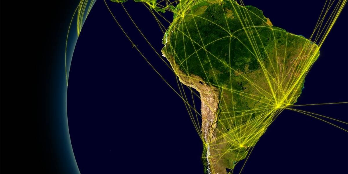 Más de la mitad de Latinoamérica posee acceso a internet