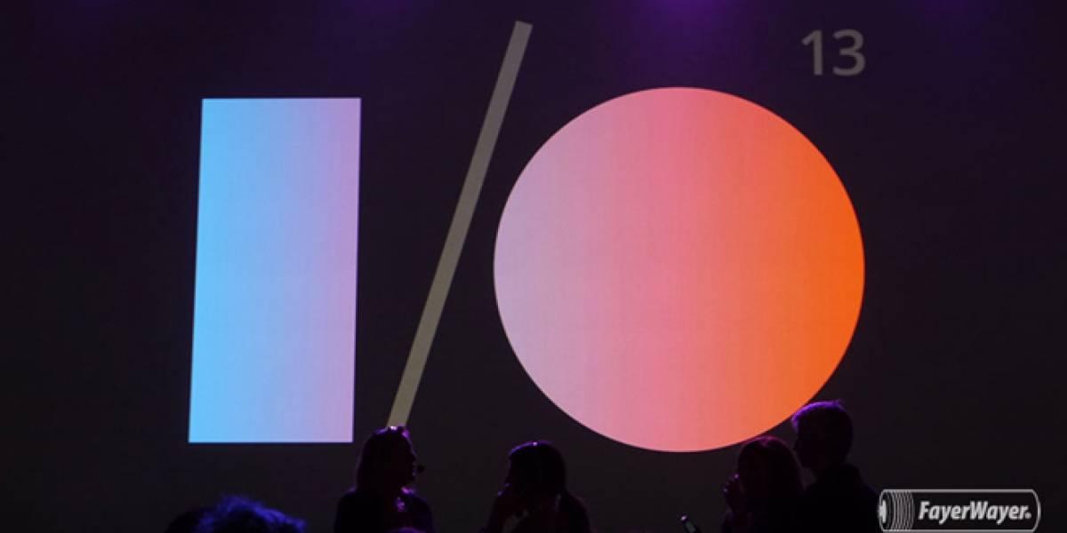 Lo mejor de Google I/O 2013 #IO13