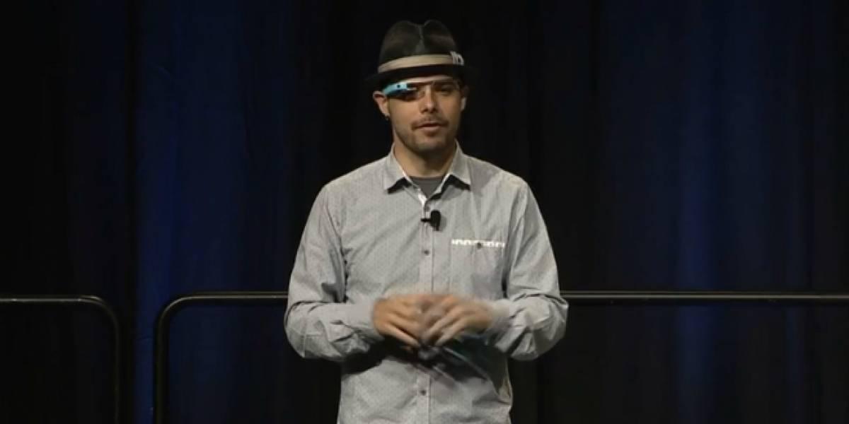 Twitter, Tumblr, Evernote y otros se suman a Google Glass #IO13
