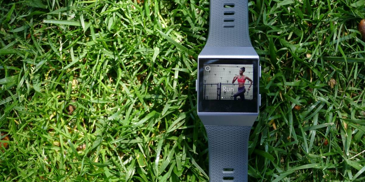 Fitbit Ionic, el primer smartwatch de Fitbit [FW Labs]