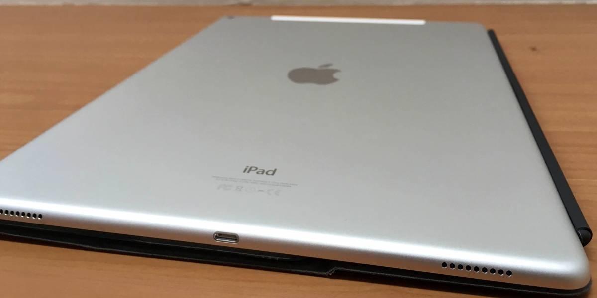 Este sería el iPad que va a presentar Apple muy pronto