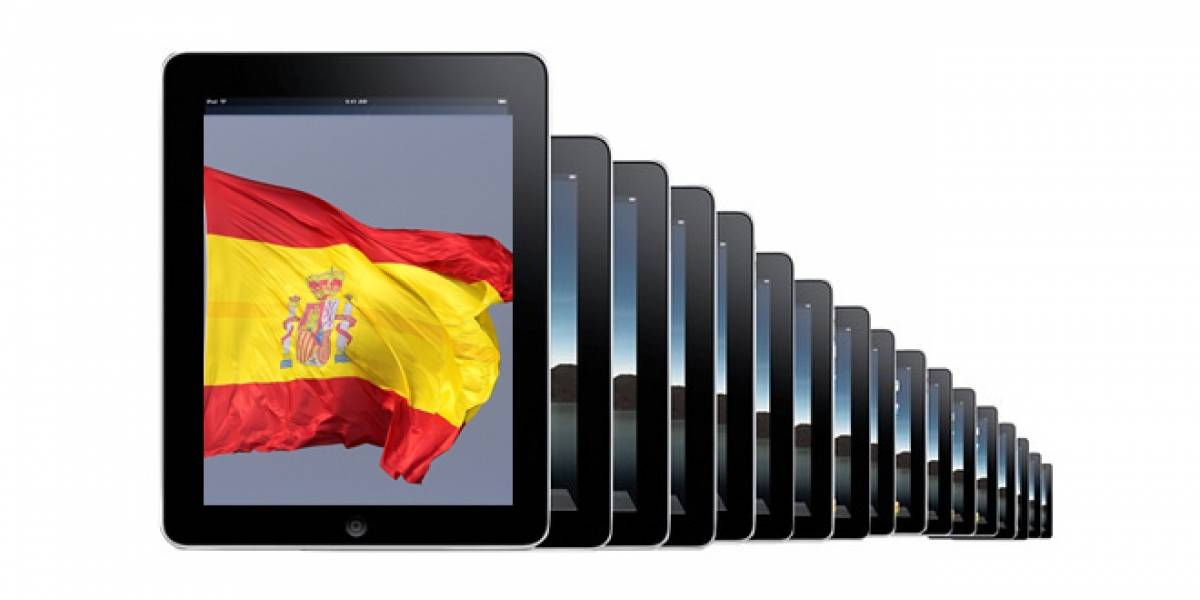 Diputados españoles aprueban unánimemente regalarse un iPad