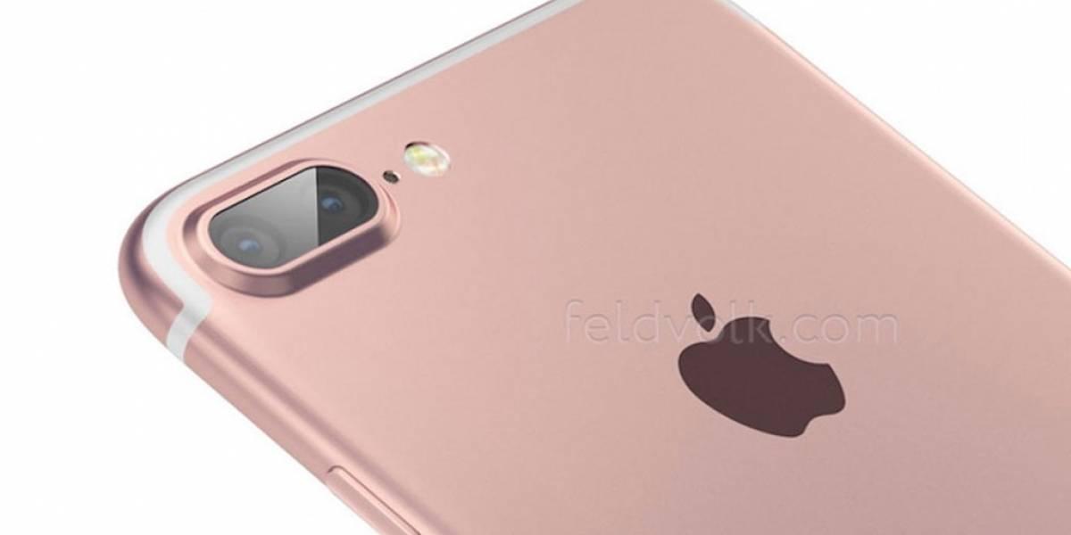 Foxconn filtra por accidente la cámara principal del iPhone 7 Plus