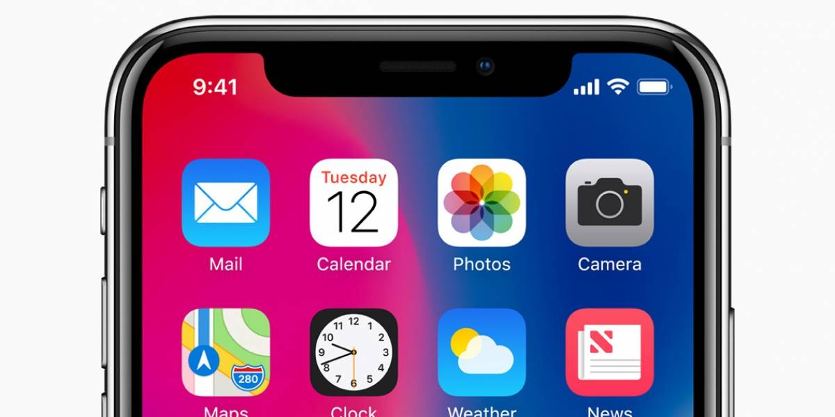 El Face ID del iPhone X se puede deshabilitar con una combinación de teclas