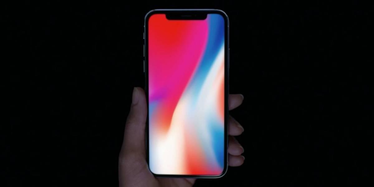Apple presenta su nuevo teléfono sin bordes: iPhone X