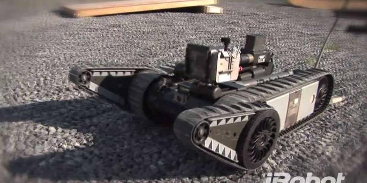 Brasil utilizará robots para controlar la seguridad del mundial de fútbol 2014