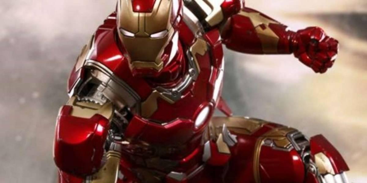 Si tienes dinero (como Tony Stark), puedes comprar este traje a escala real de Iron Man